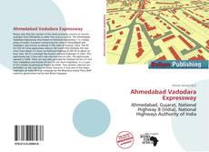 Bookcover of Ahmedabad Vadodara Expressway