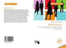 Bookcover of Betty Currie