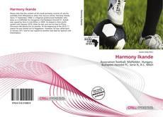 Bookcover of Harmony Ikande