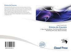 Buchcover von Emma de Caunes