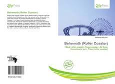 Capa do livro de Behemoth (Roller Coaster)