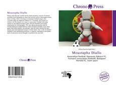 Capa do livro de Moustapha Diallo