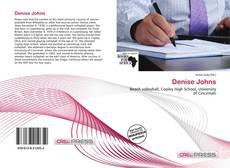 Bookcover of Denise Johns