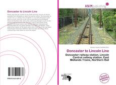Обложка Doncaster to Lincoln Line