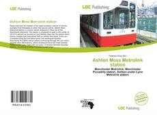 Ashton Moss Metrolink station kitap kapağı