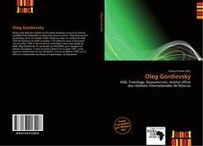 Buchcover von Oleg Gordievsky