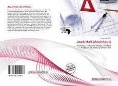 Bookcover of Jack Hall (Architect)