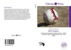 Portada del libro de Bill Hepler