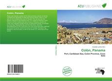 Buchcover von Colón, Panama