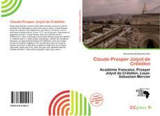 Couverture de Claude-Prosper Jolyot de Crébillon