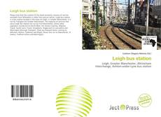 Bookcover of Leigh bus station