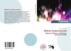 Portada del libro de Mikhaïl Toukhatchevski