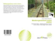 Bookcover of Medborgarplatsen metro station