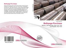 Bookcover of Bethpage Purchase