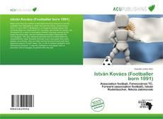 Bookcover of István Kovács (Footballer born 1991)