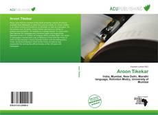 Bookcover of Aroon Tikekar