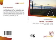 Portada del libro de Milan, Tennessee