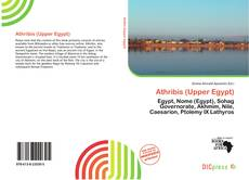 Bookcover of Athribis (Upper Egypt)