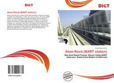 Buchcover von Alum Rock (BART station)