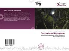 Обложка Parc national Olympique