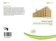 Bookcover of Duane Lyman