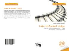 Couverture de Lake McDonald Lodge