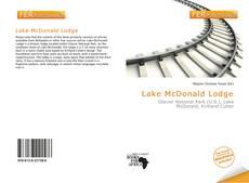 Capa do livro de Lake McDonald Lodge