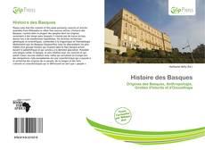 Borítókép a  Histoire des Basques - hoz