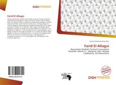 Bookcover of Farid El Allagui