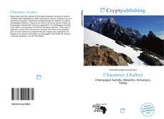 Capa do livro de Chaource (Aube)