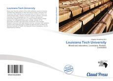 Bookcover of Louisiana Tech University