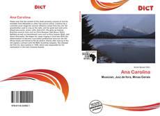 Bookcover of Ana Carolina