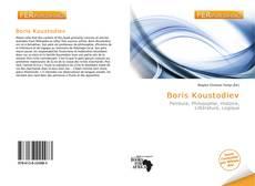 Bookcover of Boris Koustodiev