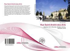 Portada del libro de Rue Saint-André-des-Arts