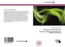 Amedeo Modigliani kitap kapağı