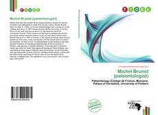 Bookcover of Michel Brunet (paleontologist)