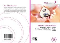 Bookcover of Blas C. Silva Boucher