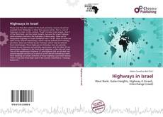 Bookcover of Highways in Israel
