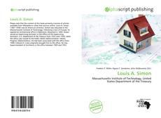 Bookcover of Louis A. Simon
