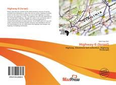 Buchcover von Highway 6 (Israel)