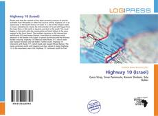 Bookcover of Highway 10 (Israel)