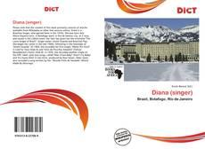 Borítókép a  Diana (singer) - hoz