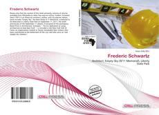 Frederic Schwartz kitap kapağı