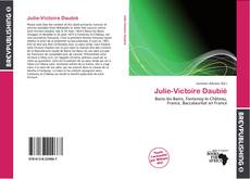 Couverture de Julie-Victoire Daubié