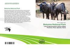 Обложка Belezma National Park