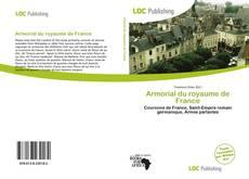 Capa do livro de Armorial du royaume de France