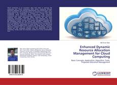 Capa do livro de Enhanced Dynamic Resource Allocation Management for Cloud Computing