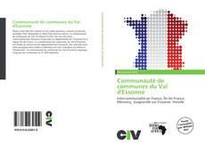 Bookcover of Communauté de communes du Val d'Essonne