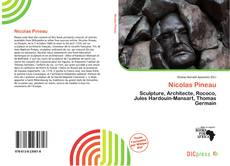 Bookcover of Nicolas Pineau