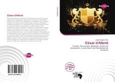 Bookcover of César d'Albret